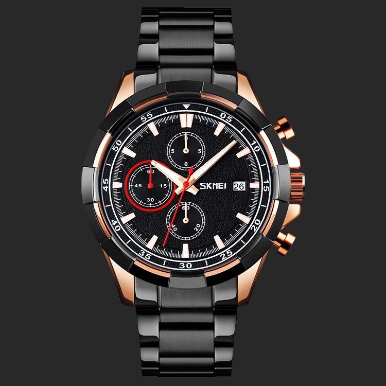 ساعت مچی عقربهای مردانه اسکمی مدل 9192 RGBK