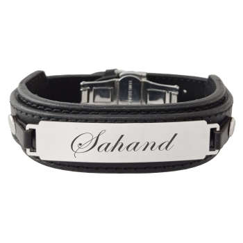 دستبند مردانه ترمه ۱ طرح سهند کد Sam 237