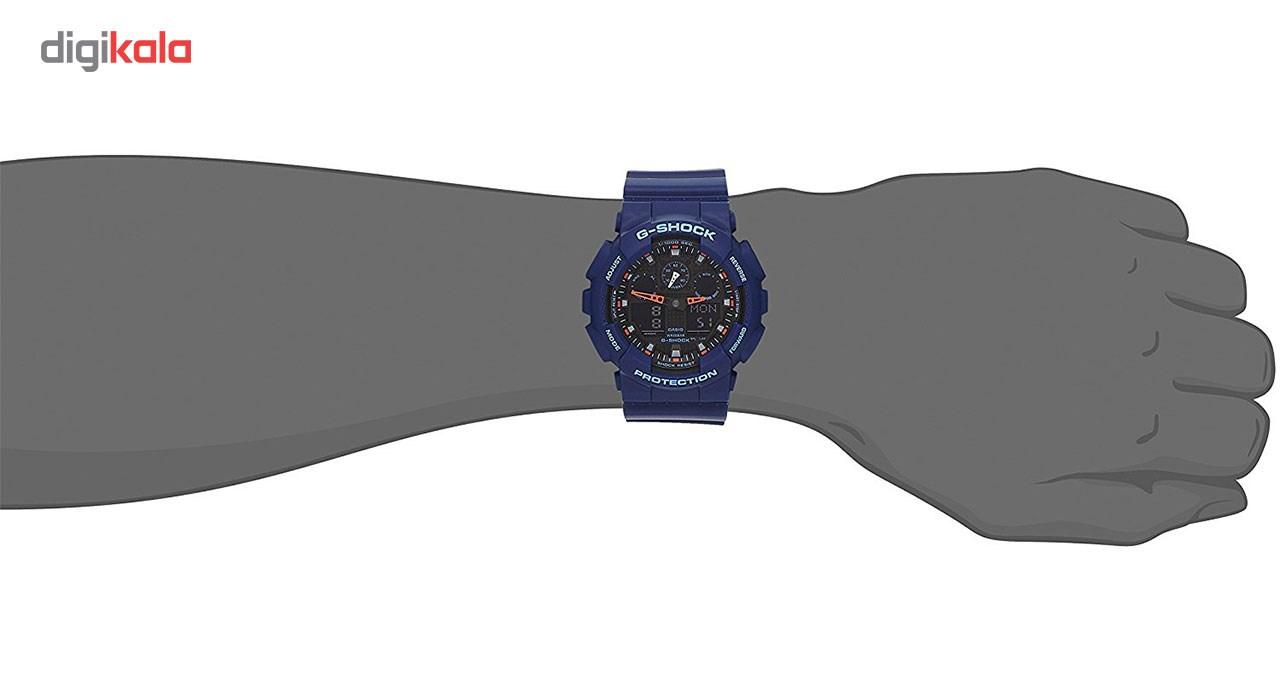 ساعت  کاسیو مدل GA-100L-2ADR