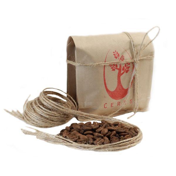 بسته دانه قهوه سرس مدل بوربون 250 گرمی