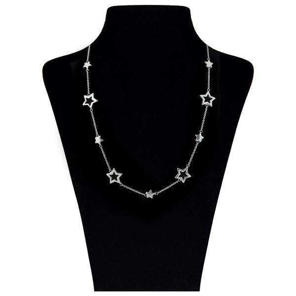 گردنبند طرح ستاره کد 38