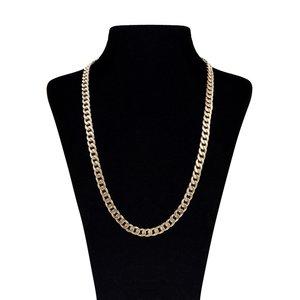 گردنبند طلا 18 عیار ماهک MM0737
