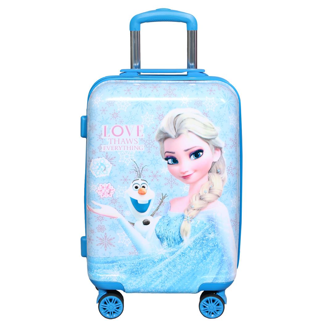 چمدان کودک دیزنی مدل السا و آنا کد 0102