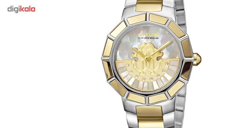 ساعت مچی عقربه ای زنانه روبرتو کاوالی مدل RV2L011M0121