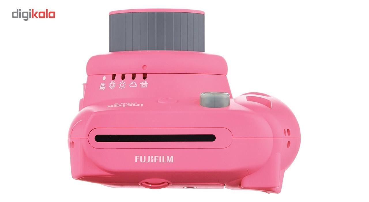 دوربین عکاسی چاپ سریع فوجی فیلم مدل Instax Mini 9 به همراه  فیلم مخصوص main 1 8