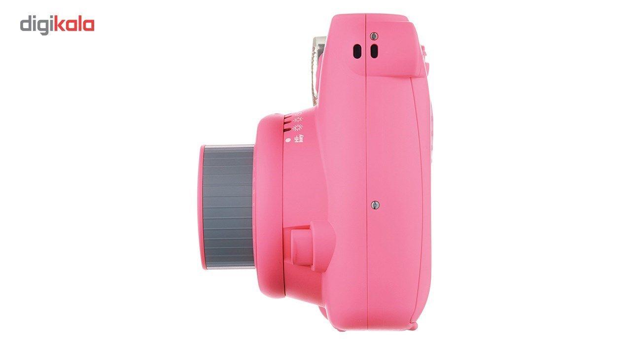 دوربین عکاسی چاپ سریع فوجی فیلم مدل Instax Mini 9 به همراه  فیلم مخصوص main 1 9