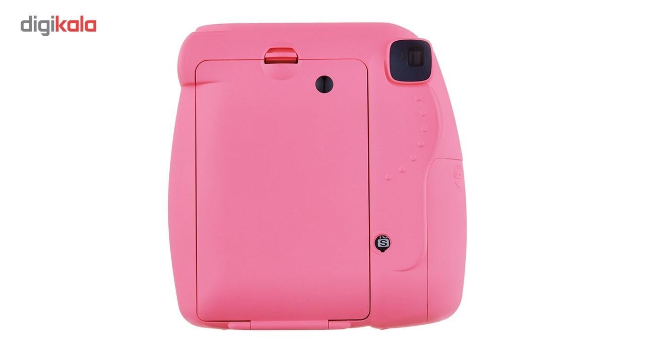 دوربین عکاسی چاپ سریع فوجی فیلم مدل Instax Mini 9 به همراه  فیلم مخصوص main 1 10