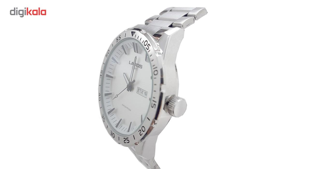 ساعت مچی عقربه ای مردانه لاروس مدل 79943DD