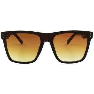 عینک آفتابی مدل MCJ Casual Brown Matte