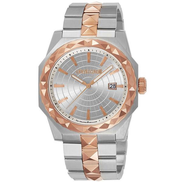 ساعت مچی عقربه ای مردانه روبرتو کاوالی مدل RV1G018M0091
