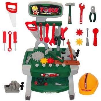 میز ابزارآلات اسباب بازی مدل Tools Play Set 008-81