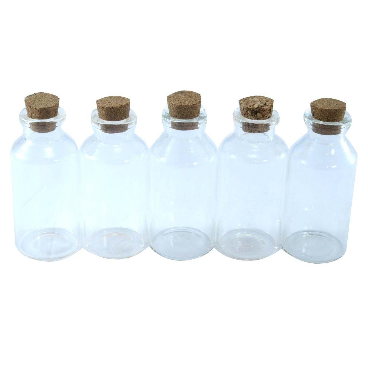 بطری دکوری کوه شاپ کد TP-H4466 بسته 5 عددی