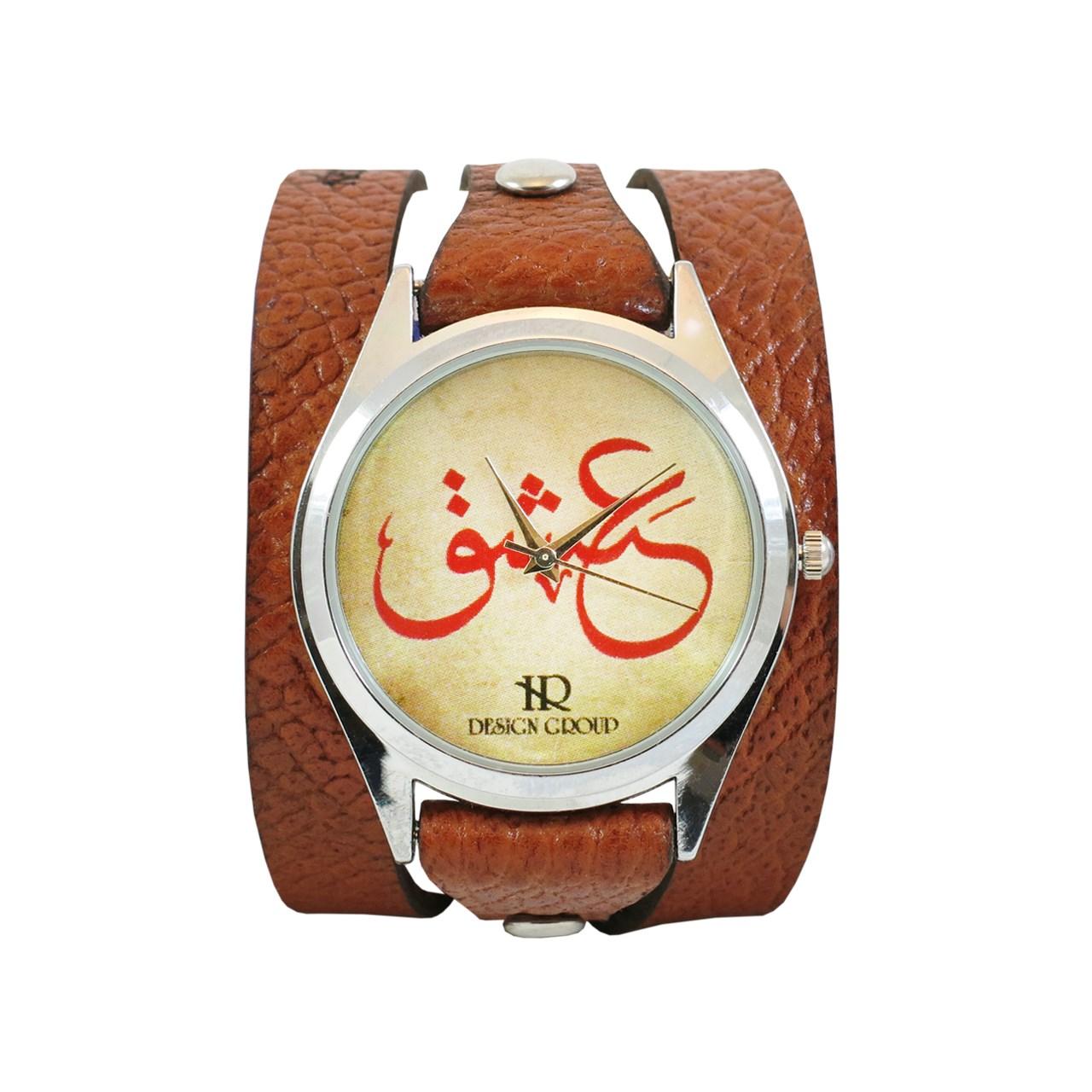 ساعت دست ساز اچ آر دیزاین گروپ مدل 002 21