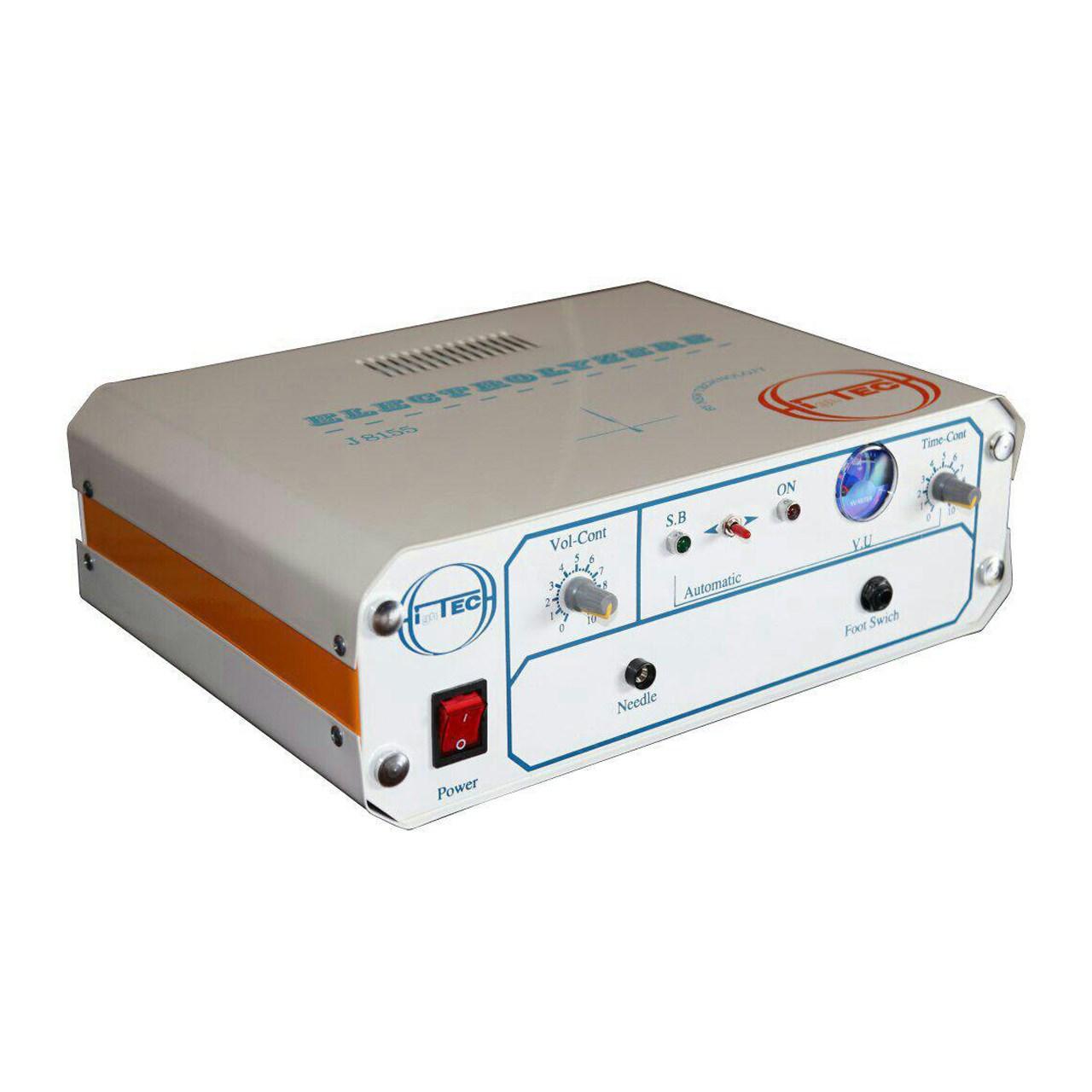 خرید                     دستگاه الکترولیز های تک مدل NT_501