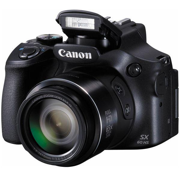 دوربین دیجیتال کانن مدل Powershot SX60 HS | Canon Powershot SX60 HS Digital Camera