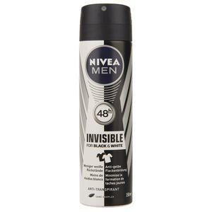 اسپری مردانه نیوآ مدل Invisible حجم 150 میلی لیتر