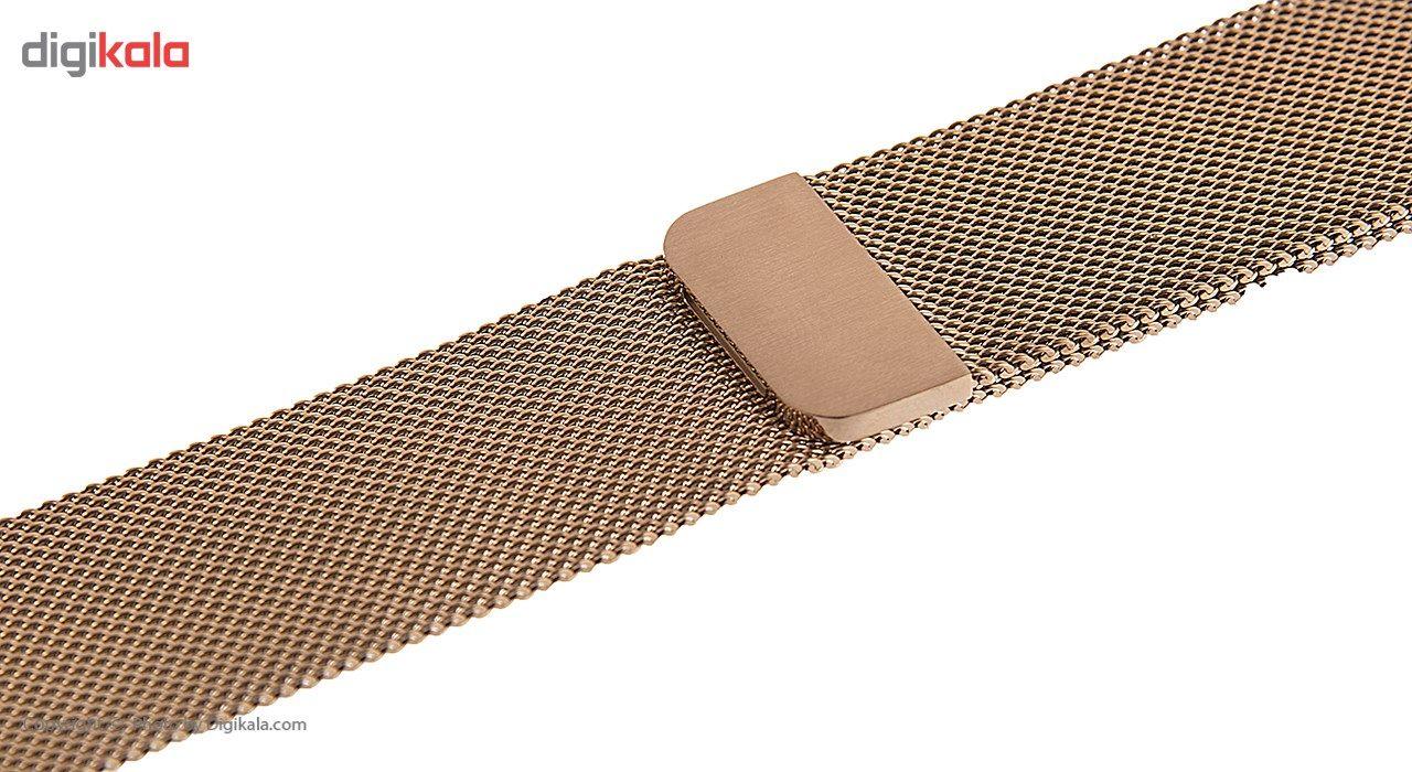 بند فلزی مدل Milanese Loop مناسب برای اپل واچ 42 میلی متری main 1 4