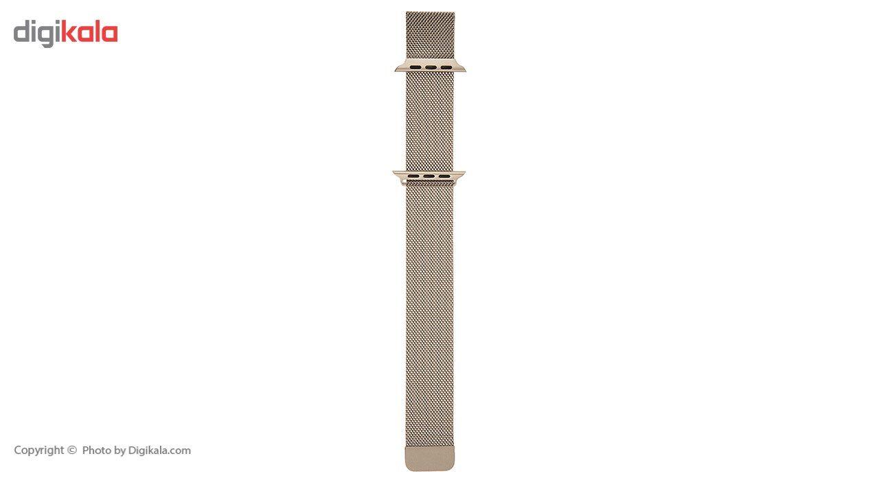بند فلزی مدل Milanese Loop مناسب برای اپل واچ 42 میلی متری main 1 5