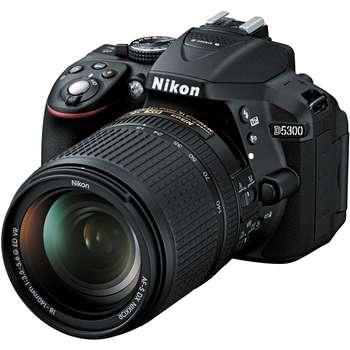 دوربین دیجیتال نیکون مدل D5300 به همراه لنز 18-140 میلی متر VR | Nikon D5300 kit 18-140 VR Digital Camera