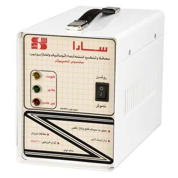 استابیلایزر سارا مدل T127F ظرفیت 700VA مناسب برای تلویزیون