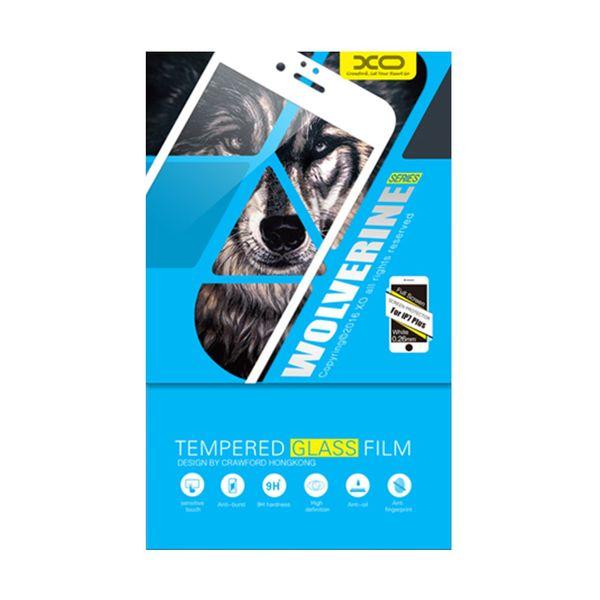 محافظ صفحه نمایش شیشه ای ایکس او مدل Wolverine Anti Blue مناسب برای گوشی موبایل اپل آیفون 6