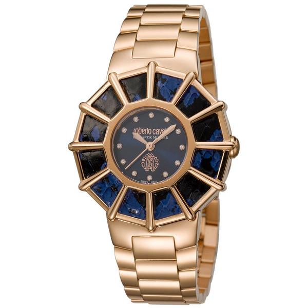 ساعت مچی عقربه ای زنانه روبرتو کاوالی مدل RV2L009M0141