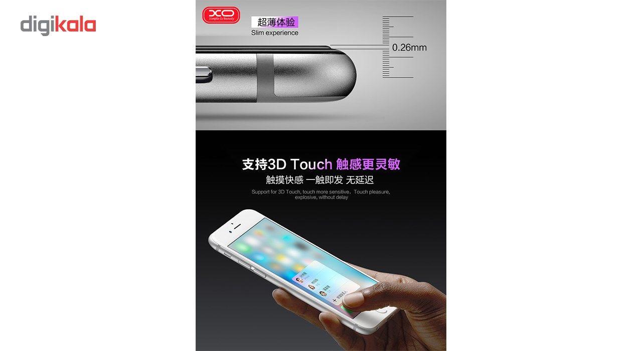 محافظ صفحه نمایش شیشه ای ایکس او مدل Wolverine Anti Blue مناسب برای گوشی موبایل اپل آیفون 6 main 1 3