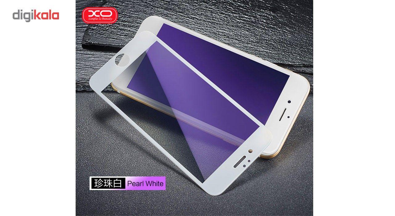 محافظ صفحه نمایش شیشه ای ایکس او مدل Wolverine Anti Blue مناسب برای گوشی موبایل اپل آیفون 6 main 1 5