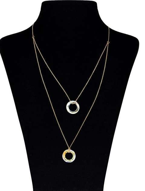 گردنبند طلا 18 عیار ماهک مدل MM0790 - مایا ماهک