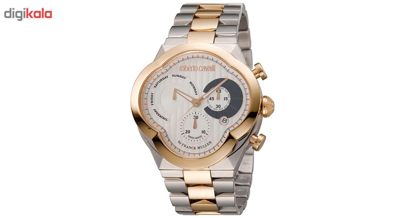 خرید ساعت مچی عقربه ای مردانه روبرتو کاوالی مدل RV1G028M0111