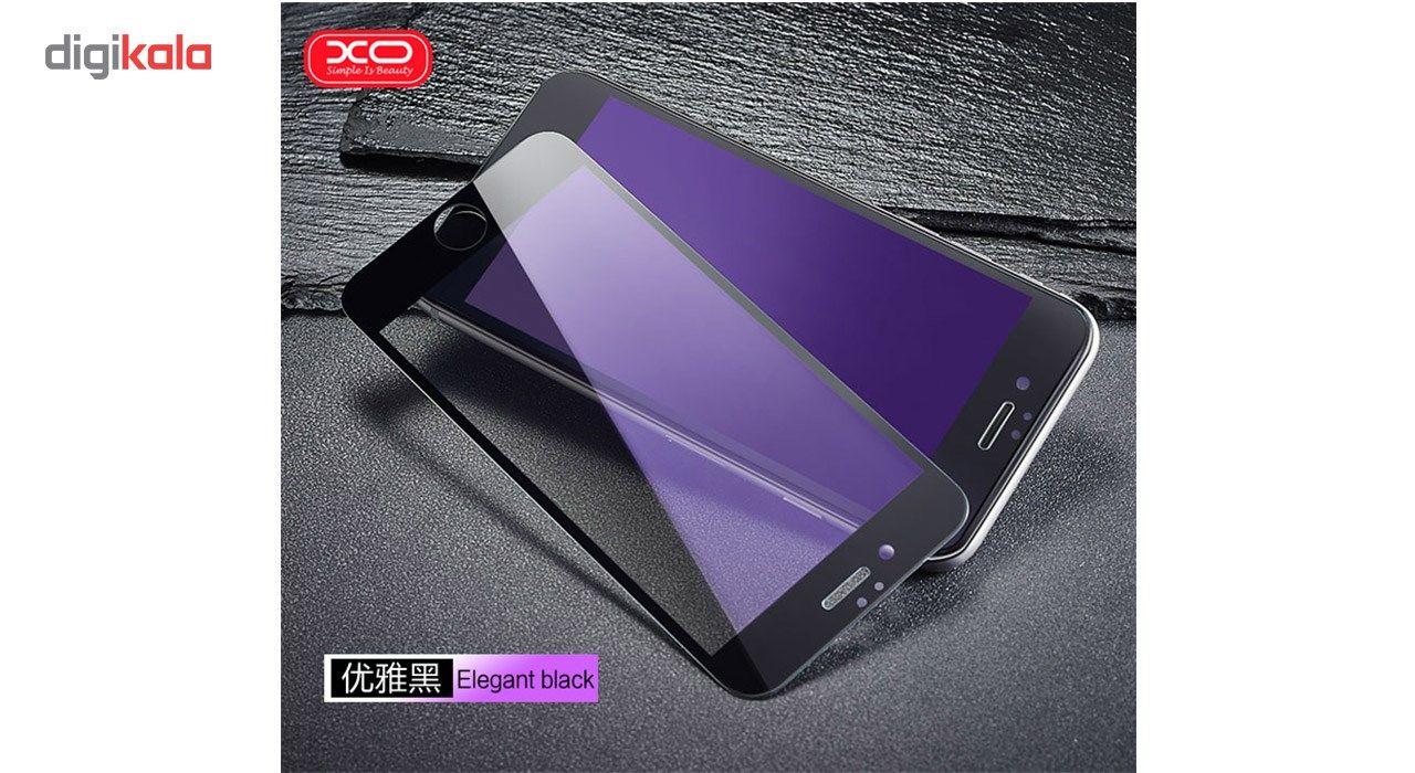 محافظ صفحه نمایش شیشه ای ایکس او مدل Wolverine Anti Blue مناسب برای گوشی موبایل اپل آیفون 6 main 1 6