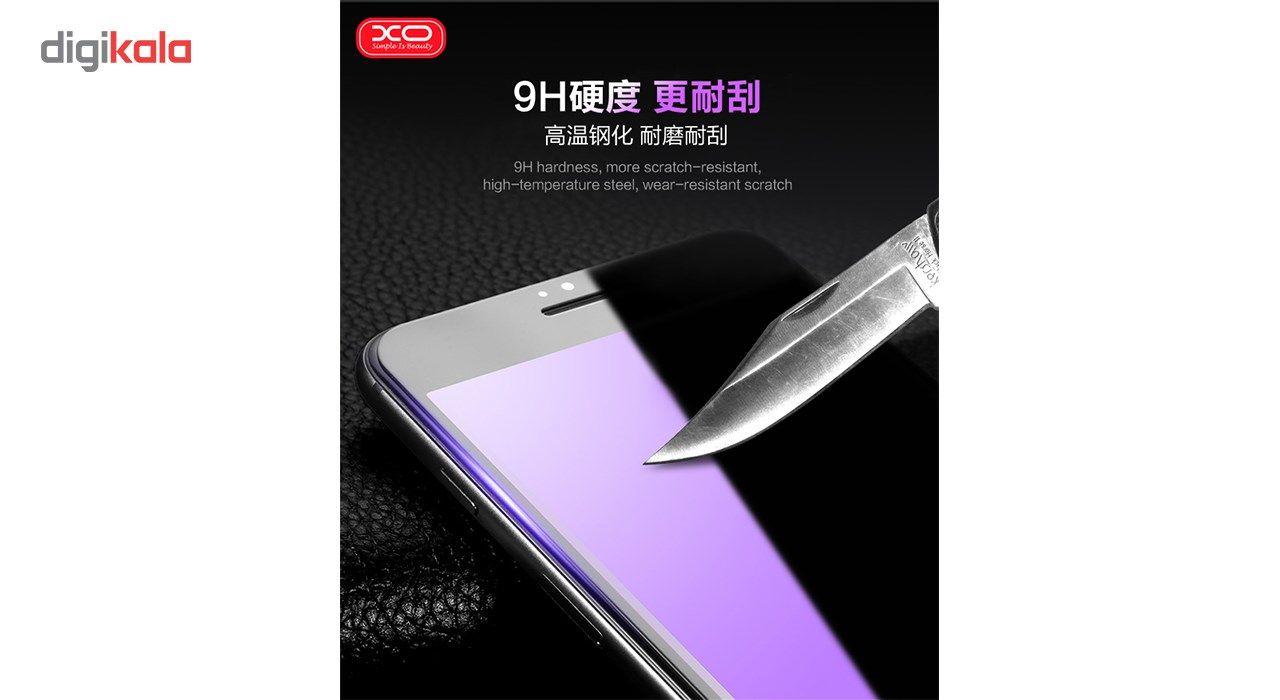 محافظ صفحه نمایش شیشه ای ایکس او مدل Wolverine Anti Blue مناسب برای گوشی موبایل اپل آیفون 6 main 1 7