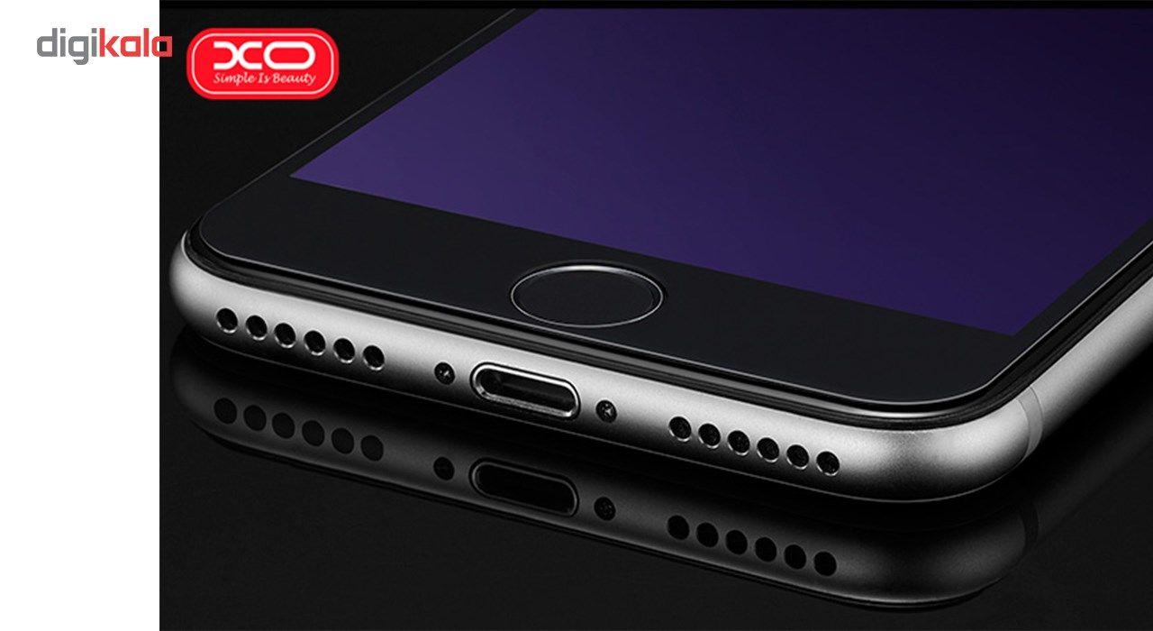 محافظ صفحه نمایش شیشه ای ایکس او مدل Wolverine Anti Blue مناسب برای گوشی موبایل اپل آیفون 6 main 1 8