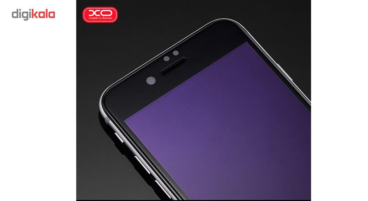 محافظ صفحه نمایش شیشه ای ایکس او مدل Wolverine Anti Blue مناسب برای گوشی موبایل اپل آیفون 6 main 1 9