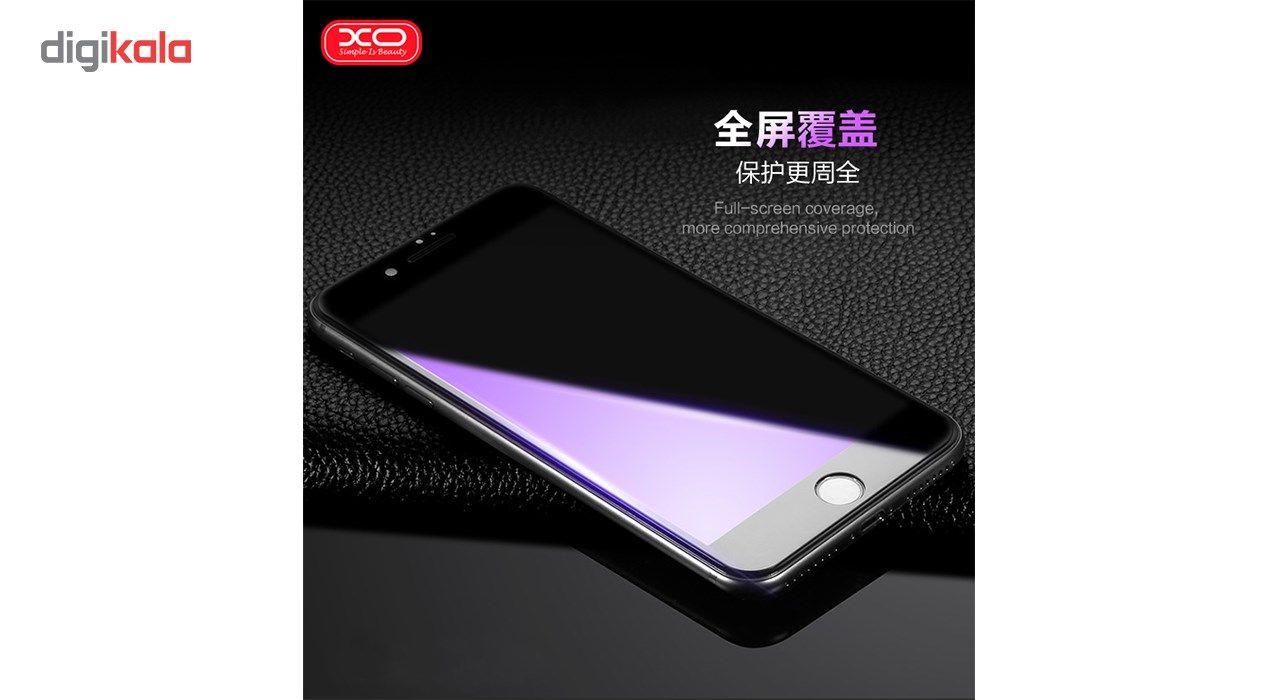 محافظ صفحه نمایش شیشه ای ایکس او مدل Wolverine Anti Blue مناسب برای گوشی موبایل اپل آیفون 6 main 1 11