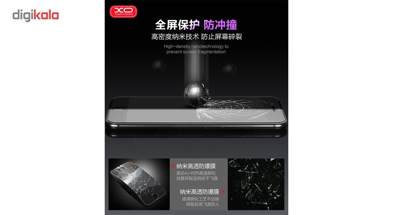 محافظ صفحه نمایش شیشه ای ایکس او مدل Wolverine Anti Blue مناسب برای گوشی موبایل اپل آیفون 6 main 1 12
