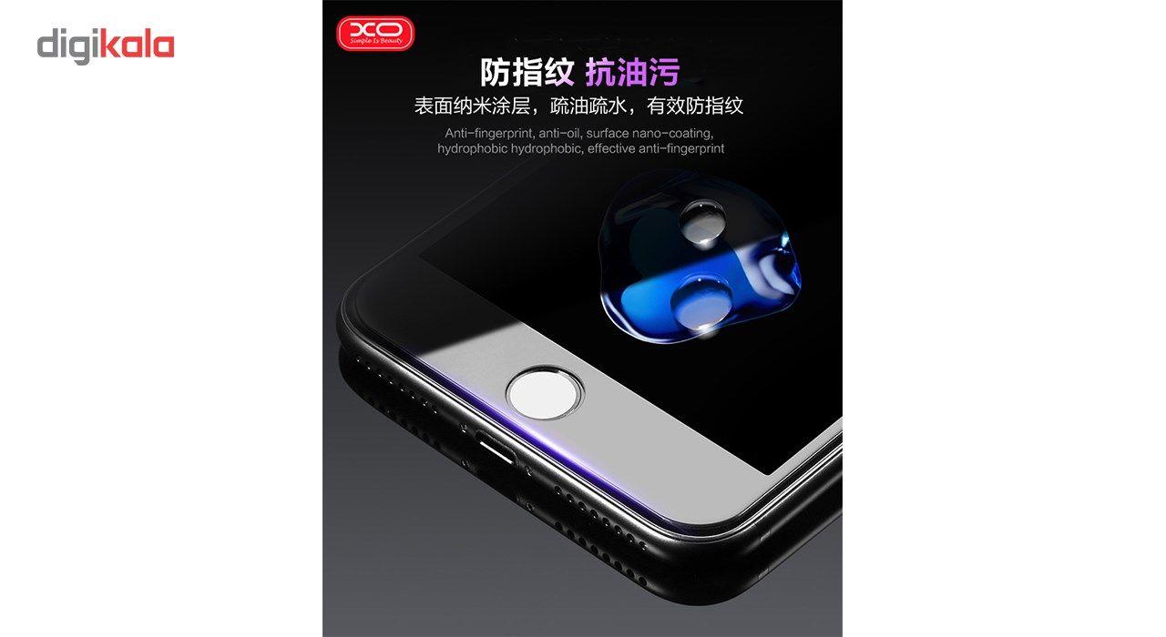 محافظ صفحه نمایش شیشه ای ایکس او مدل Wolverine Anti Blue مناسب برای گوشی موبایل اپل آیفون 6 main 1 13