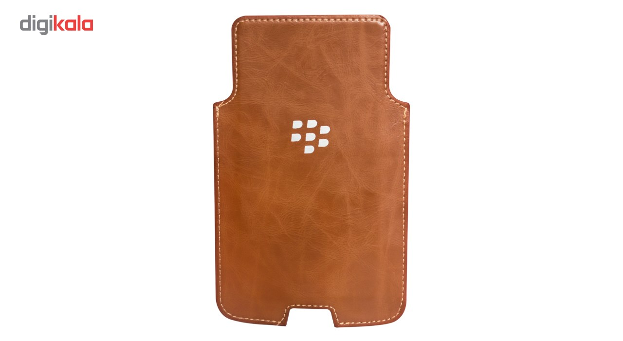 leather blackberry cellphone cover for blackberry prive, holster leather