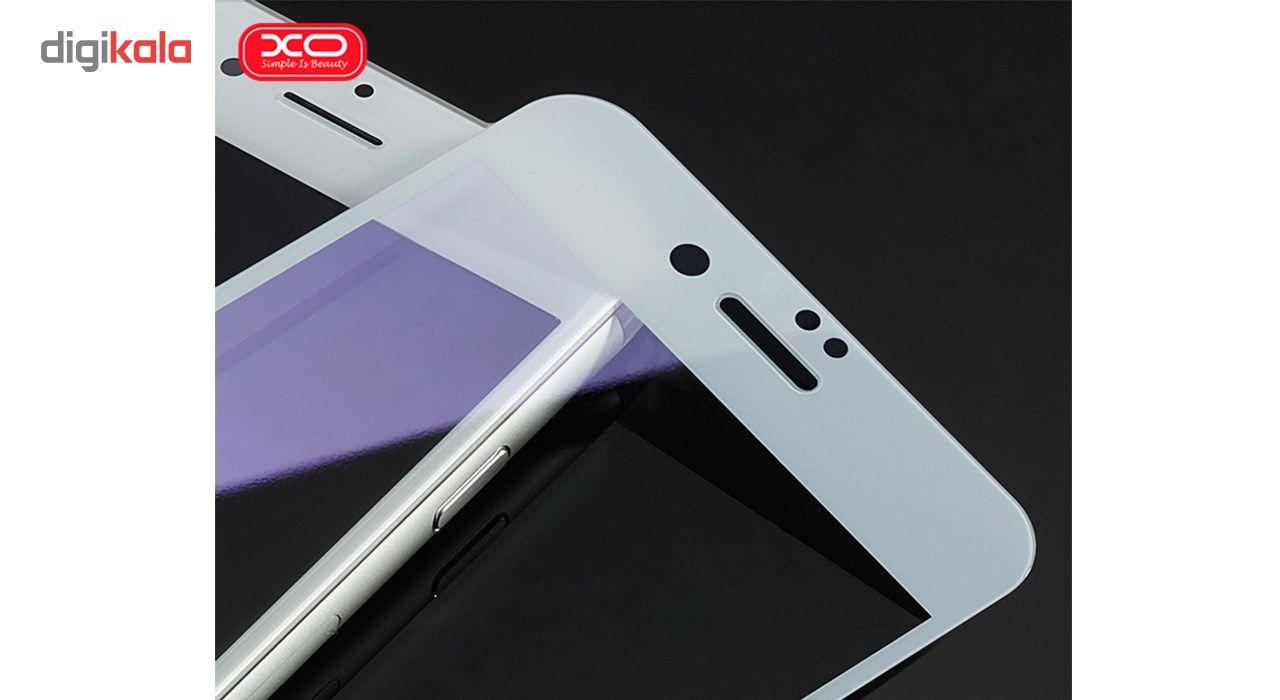 محافظ صفحه نمایش شیشه ای ایکس او مدل Wolverine Anti Blue مناسب برای گوشی موبایل اپل آیفون 6 main 1 14