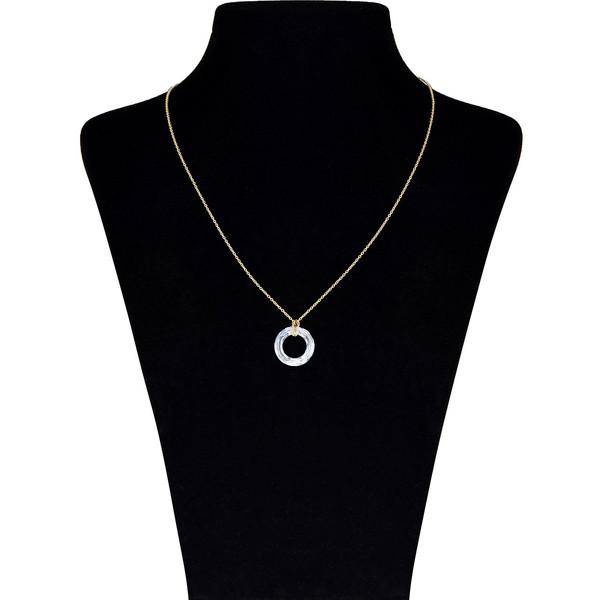 گردنبند طلا 18 عیار ماهک مدل MM0784 - مایا ماهک
