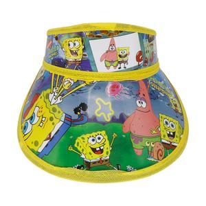 کلاه آفتابگیر بچگانه طرح باب اسفنجی کد 51151