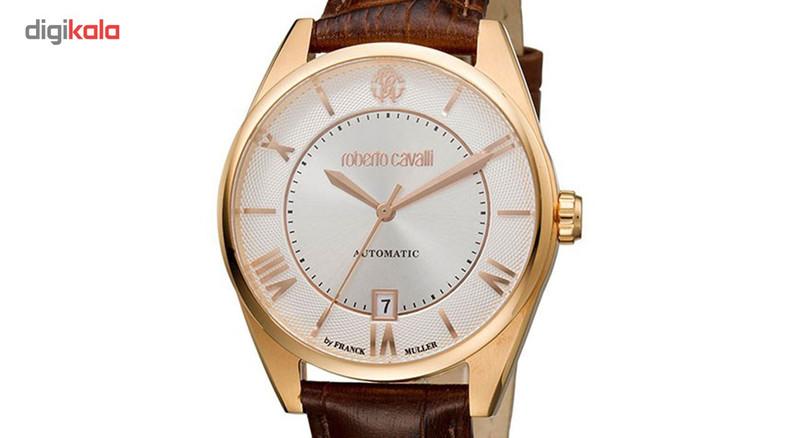 ساعت مچی عقربه ای مردانه روبرتو کاوالی مدل RV1G013L0041