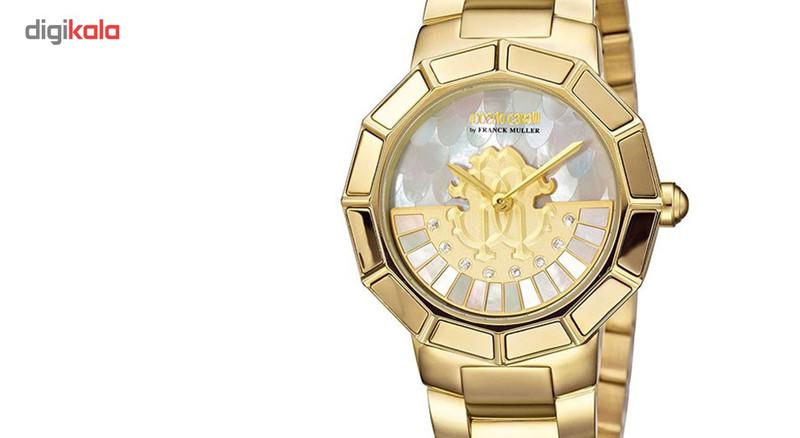 ساعت مچی عقربه ای زنانه روبرتو کاوالی مدل RV2L011M0081
