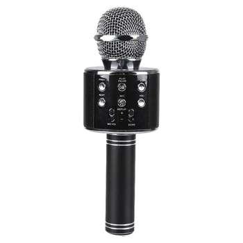 میکروفون و بلندگوی Super  با اکو و بلوتوث  تغییر صدا مدل  9811