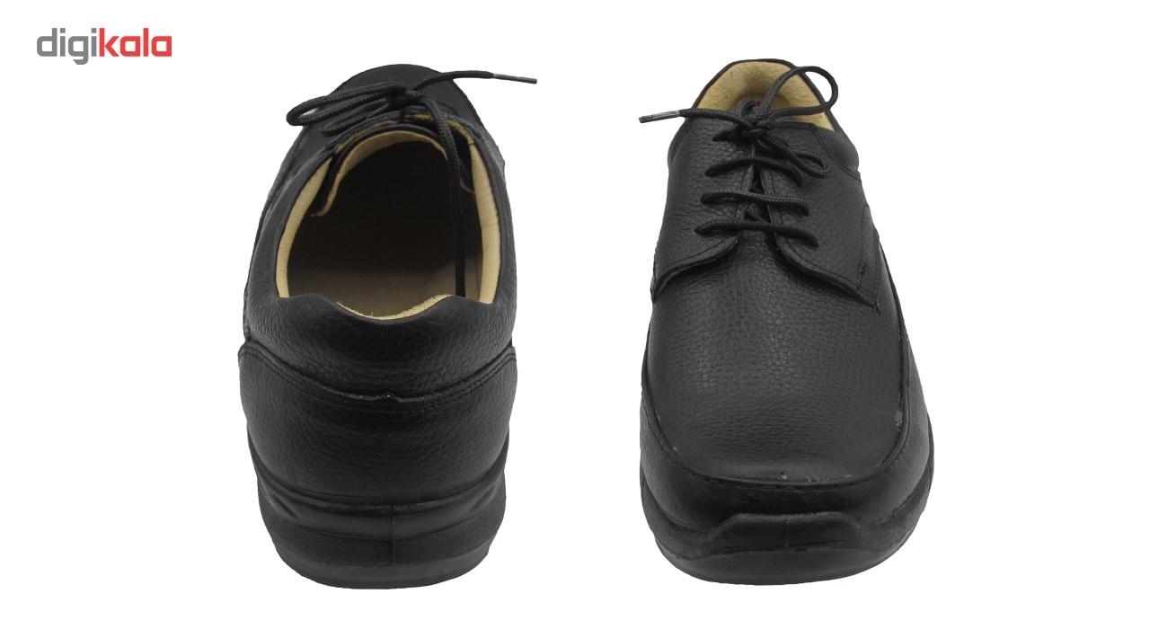 کفش مردانه شیما مدل سزار 1147