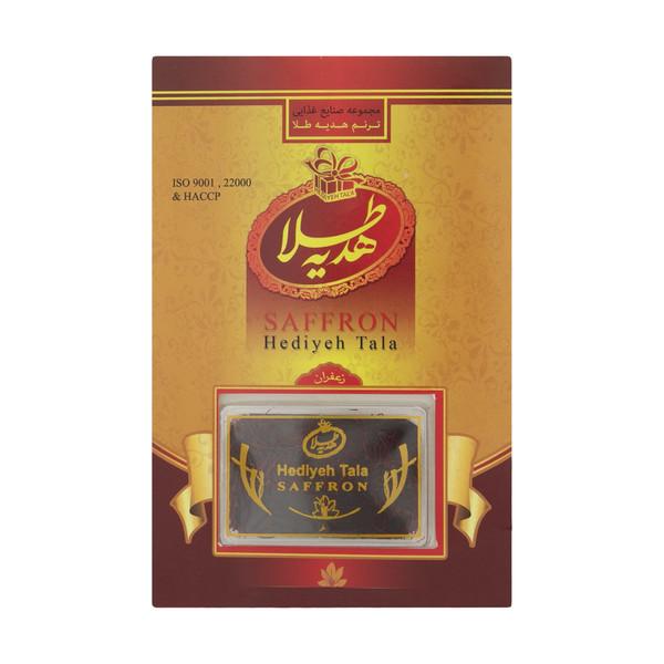 زعفران سرگل هدیه طلا - 0.2 گرم