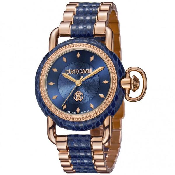 ساعت مچی عقربه ای زنانه روبرتو کاوالی مدل RV1L017M0151