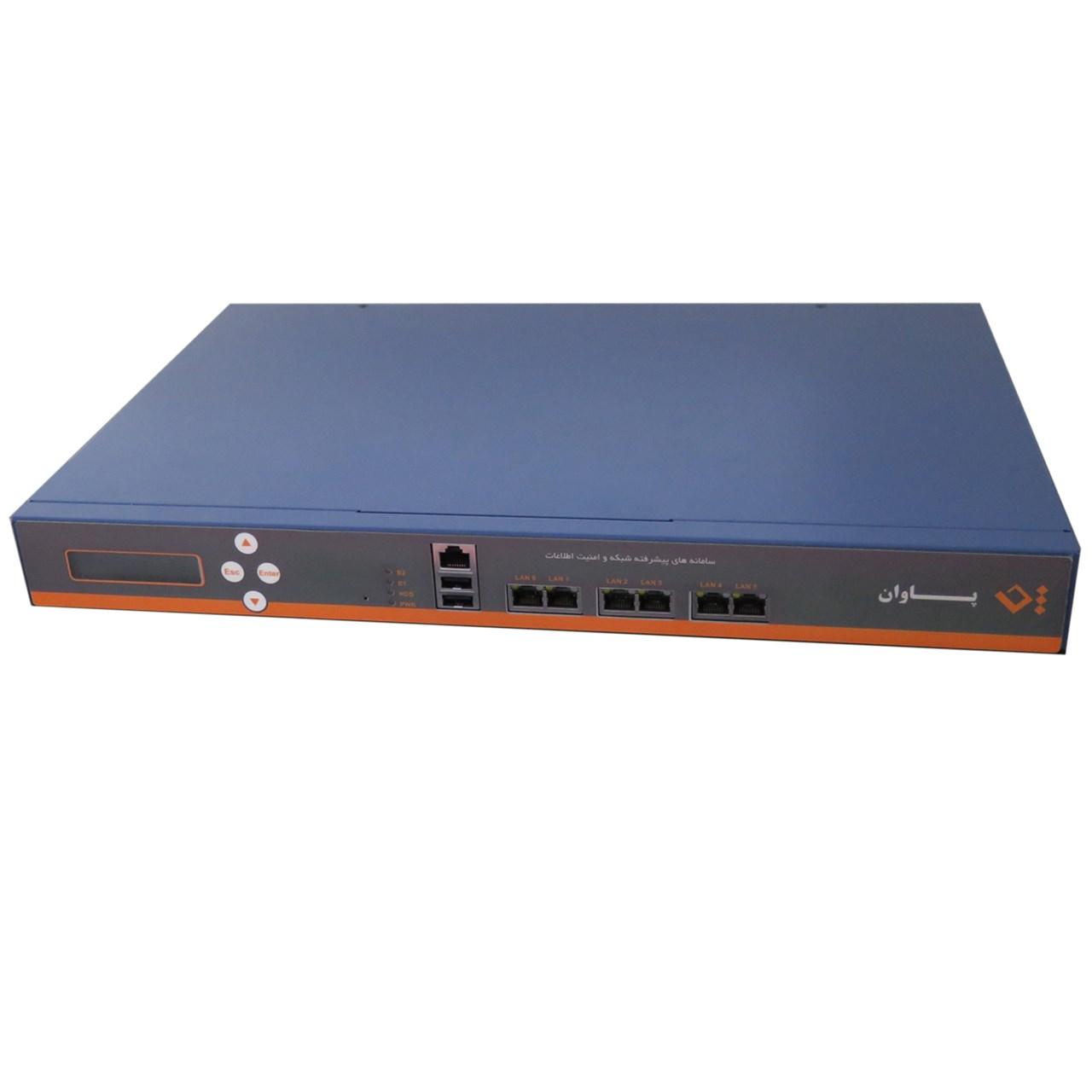 فایروال پاوان مدل  Professional r1