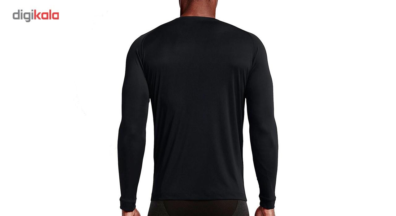 تی شرت آستین بلند مردانه جردن مدل آل سیزن