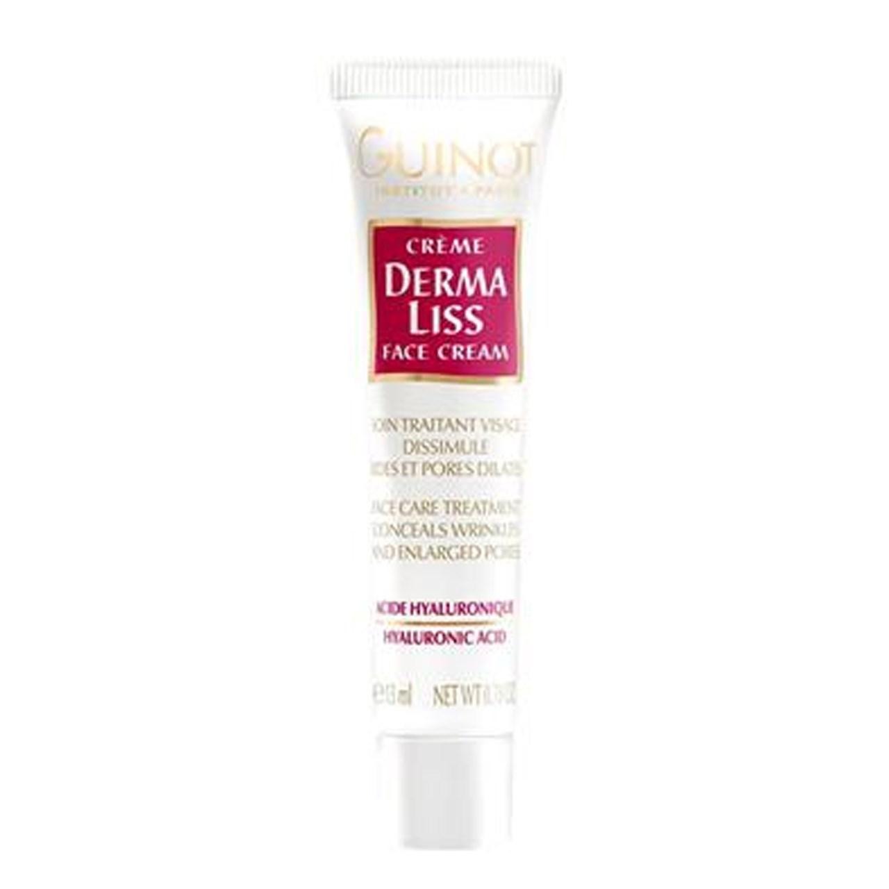قیمت کرم کاهش دهنده منافذ باز پوست گینو مدل derma liss حجم 13 میلی لیتر